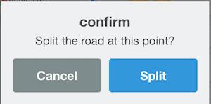 split_road